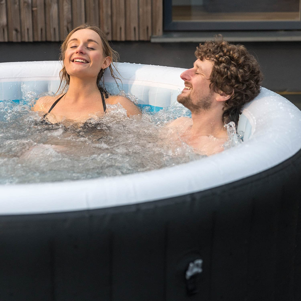 Bestway - Spa gonflable jacuzzi Lay Z Spa Miami 4 places