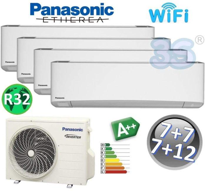 Climatiseur Panasonic Deluxe R32