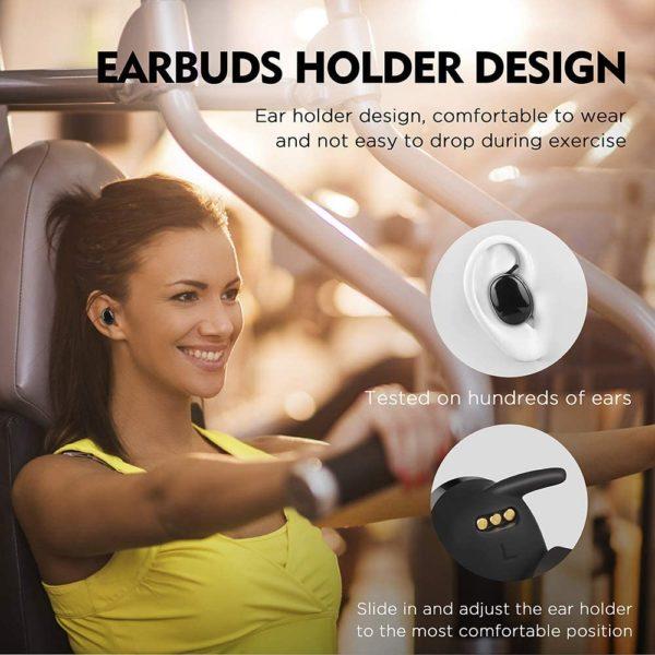 Écouteurs sans Fil Bluetooth Moosen