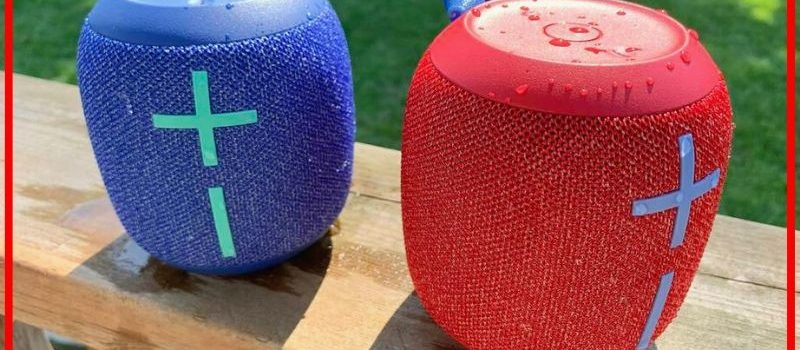 Enceinte Ultimate Ears Wonderboom