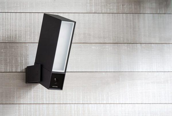 Netatmo Caméra de Surveillance Extérieure Intelligente