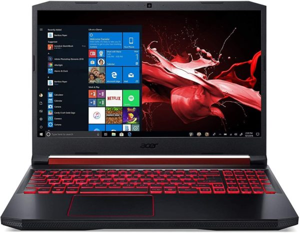 Ordinateur portable gaming 15.6 Acer Nitro ..