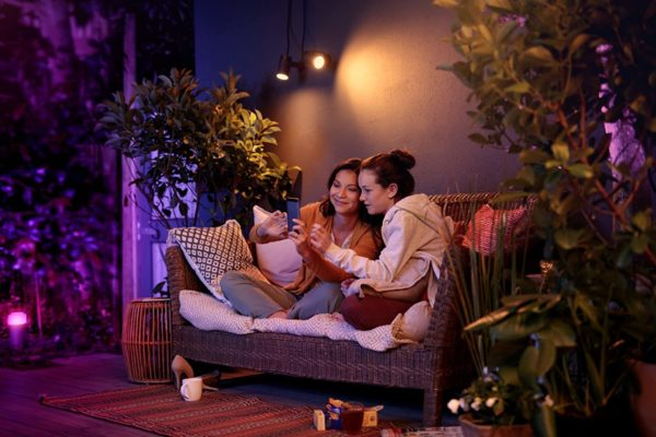 Philips Hue White & Color Ambiance LILY Kit 3 Spots 8 W