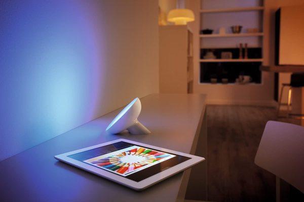 Philips Lampe d'Atmosphère Hue LivingColors Bloom