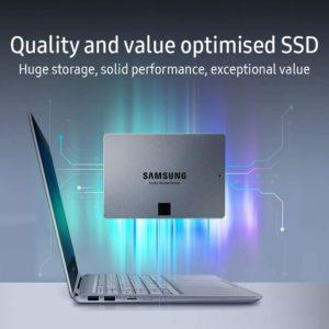 Samsung 860 qvo 1 To 2.5 SSD SATA V-NAND/ SSD 1 To