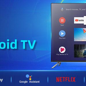 Smart TV CHiQ 43 Pouces