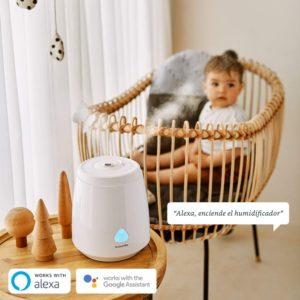 Suavinex SMART Humidificateur pour bébé.