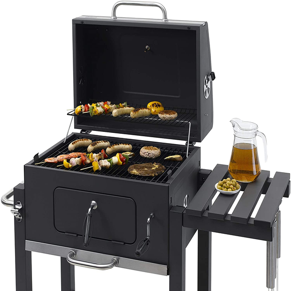 Tepro Toronto Click, modèle 2019 Barbecue Anthracite_INOX