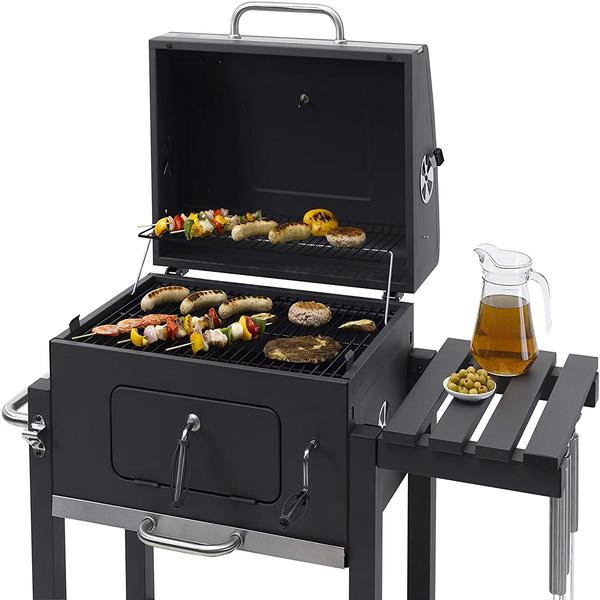 Tepro Toronto Click, modèle 2019 Barbecue Anthracite_INOX