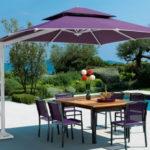 Parasol de jardin parasol de terrasse comment bien choisir son parasol en 2021 ?