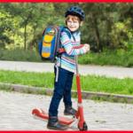Amazon French Days : la trottinette électrique Homcom pour enfants a prix imbattable